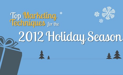 #Marketing : How Marketers Are Gearing Up for the 2012 Holiday Season [INFOGRAPHIC] | Social Media e Innovación Tecnológica | Scoop.it