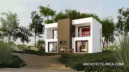 petite maison contemporaine point de vue d 39 arch. Black Bedroom Furniture Sets. Home Design Ideas