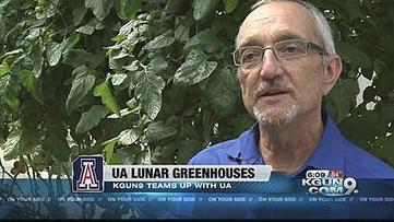 UA team working on way to grow fresh vegetables on the moon   KGUN (TV-Channel 9 Tucson)   CALS in the News   Scoop.it
