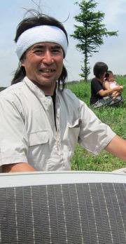 [Eng] Un évacué du désastre nucléaire contribue à la lumière par l'énergie solaire | asahi.com | Japon : séisme, tsunami & conséquences | Scoop.it