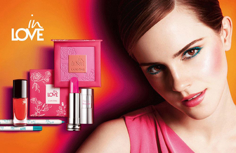 In Love, Collection Maquillage Printemps 2013 de Lancôme - Beauty Trips   Beauty-trips   Scoop.it