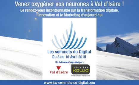Les Sommets du Digital 2015 | E-MARKETING par Linexio | Scoop.it
