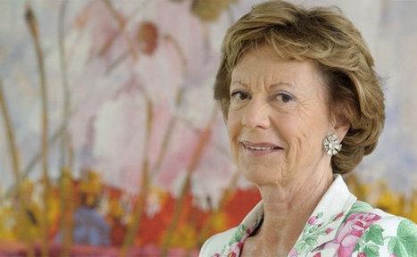 Neelie Kroes: «L'absence de compétences numériques est une nouvelle forme d'illettrisme» | *Actualités numériques et sciences de l'information | Scoop.it