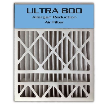 US Home Filter SC80-14X14X1-6 MERV 13 Pleated Air Filter 14 x 14 x 1 14 x 14 x 1 Midwest Supply Inc Pack of 6