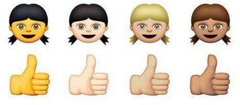 Emojis : Régression de la communication ou variation du langage ? | Les réseaux sociaux | Scoop.it
