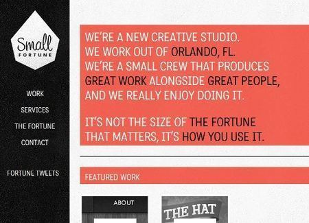 15 Beautiful Portfolio Websites for Amazing CSS Inspiration | Webdesign code | Scoop.it