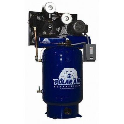 Heavy-Duty 10/15 HP 120 Gallon Vertical Air Compressor at EBAY | Social Media Marketing | Scoop.it