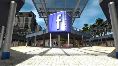 This is what Facebook could look like on Oculus Rift (video) | Logicamp.org | Scoop.it