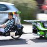 vélo solaire