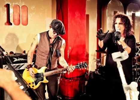 Depp, Cooper, Perry form supergroup The Hollywood Vampires - New York Daily News   CLOVER ENTERPRISES ''THE ENTERTAINMENT OF CHOICE''   Scoop.it