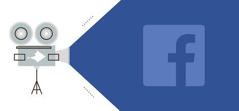 Facebook s'attaque aux vidéos qui transgresse le droit d'auteur | Mon Community Management | Scoop.it