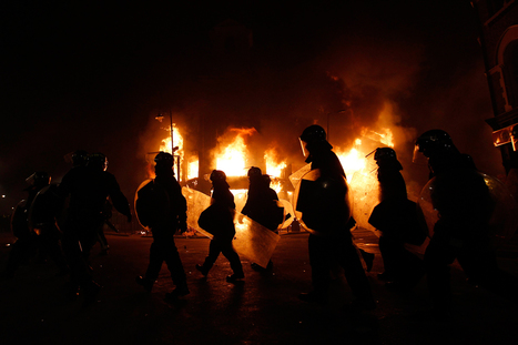 London Riots 2011 - The Big Picture | Image Conscious | Scoop.it