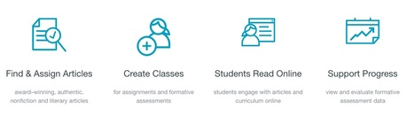 ReadWorks - For developing reading skills | Web 2.0 and Thinking Skills | Scoop.it