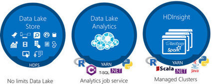 Microsoft's Azure Data Lake Service Hits General Availability -- Redmond Channel Partner | Big Data Analysis in the Clouds | Scoop.it