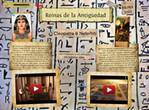 Cleopatra vs Nefertiti | Publish with Glogster! | Dos reinas poderosas de Egipto -Cleopatra vs. Nefertiti- | Scoop.it