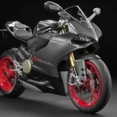 Ducati Panigale 1199 S is the next Senna tribute bike, you can't have one | Ducati | Scoop.it