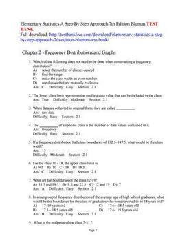 Elementary statistics bluman pdf free 1333 pe elementary statistics bluman pdf free 1333 fandeluxe Image collections