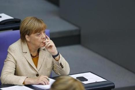 Merkel says can only end Syrian war with Russia's help | Upsetment | Scoop.it