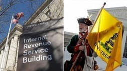 But the IRS are the bad guys....  Some Groups Targeted By IRS May Have Violated Election Law - ThinkProgress | Edited For Clarity Politics | Scoop.it