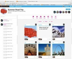 MightyBell. Un pinterest like collaboratif. | Geeks | Scoop.it