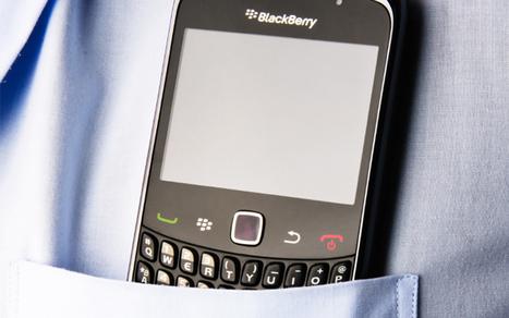 Patent Dispute May Halt BlackBerry Sales | Google Plus ~≈~ G+ | Scoop.it