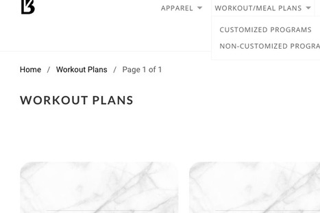 Buffbunny All Workout Guide PDF Free Download Fitness Guide Losses Prenez-le
