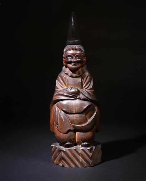Maison de la culture du Japon - WARAI - L'humour dans l'art japonais de la préhistoire au XIXe siècle - du 3 octobre 2012 au 15 décembre 2012   Les expositions   Scoop.it