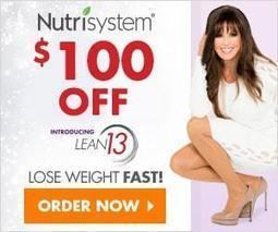 Nutrisystem Portion Control Diet Food Plans Get