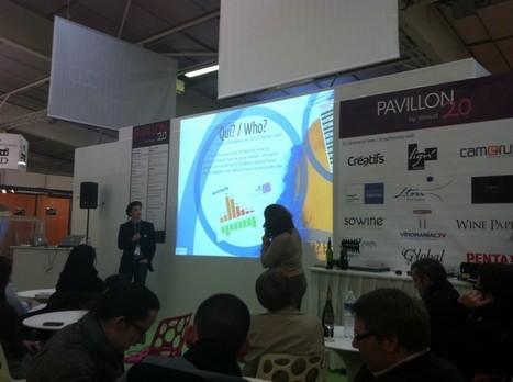 conférence sur les média sociaux à Vinisud | Vinisud 2012 on and off | Scoop.it