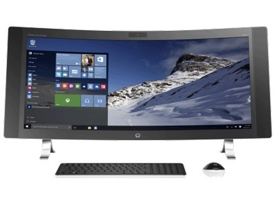 HP ENVY Curved All-in-One 34-a010 Review - All Electric Review | Desktop reviews | Scoop.it