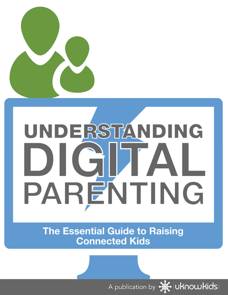 Understanding Digital Parenting: The Essential Guide to Raising Connected Kids | Digital & Media Literacy for Parents | Scoop.it
