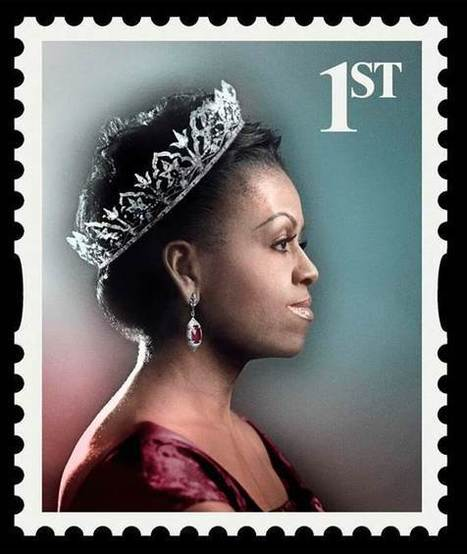 Brits Crown Michelle Obama As Queen Of Fashion Clutch Magazine | CLOVER ENTERPRISES ''THE ENTERTAINMENT OF CHOICE'' | Scoop.it