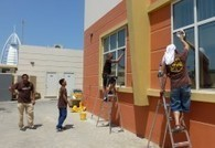 UPS to complete 300k hours of voluntary work this month | ArabianSupplyChain.com | Global examples of corporate volunteering & workplace giving | Scoop.it