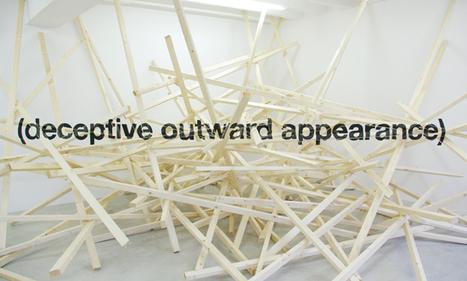 Ole Martin Lund Bø / (Deceptive Outward Appearance), 2007 | CRAW | Scoop.it