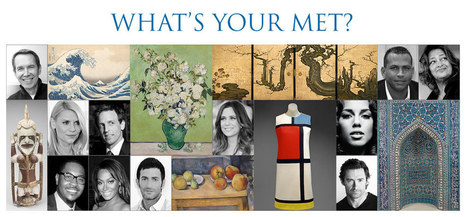 Curate Your Favorite Works of Art from The Metropolitan with MyMet | SocialMediaDesign | Scoop.it
