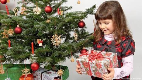 10 deutsche Weihnachtsbräuche und wo sie herkommen | Lebensart | DW.COM | 22.12.2016 | Angelika's German Magazine | Scoop.it