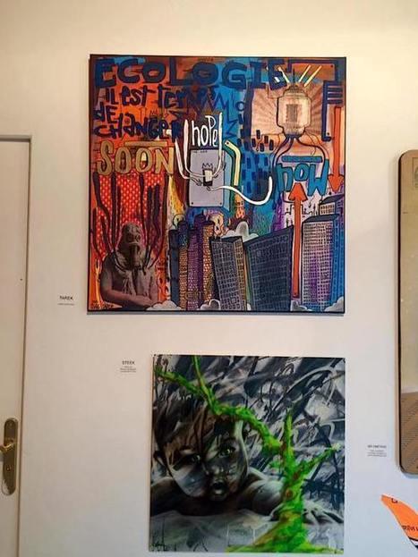 Exposition collective à la Manufacture 111 | The art of Tarek | Scoop.it
