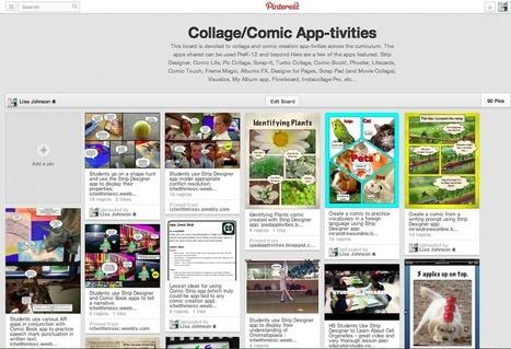 Apps to Grow With (App-tivities Across the Curriculum) - TechChef4u aka Lisa Johnson | Education, iPads, | Scoop.it