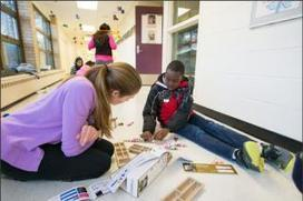 School Librarians Push for More 'Maker Spaces' - Education Week | 21st century Learning Commons | Scoop.it