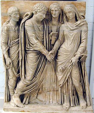 El Matrimonio Romano   La guía de Historia   Sexualidad En La Epoca Romana   Scoop.it