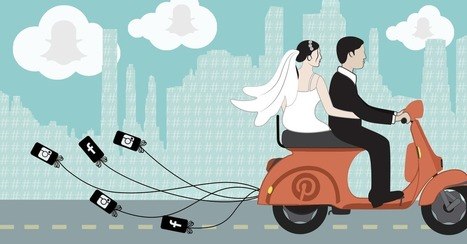 Here Comes the Social Networking Bride - Mashable | Inspiring Social Media | Scoop.it