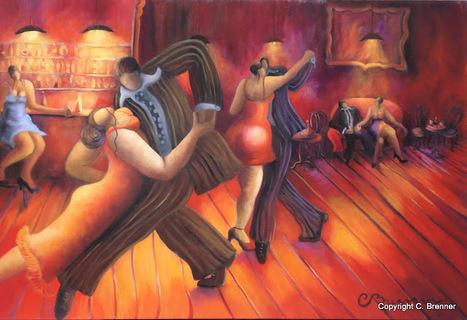 Corinne Brenner   Painter   les Artistes du Web   Scoop.it
