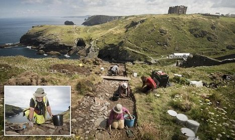 Has the real birthplace of King Arthur been found? | DiverSync | Scoop.it