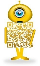 FancyQRCode | Social Media, the 21st Century Digital Tool Kit | Scoop.it