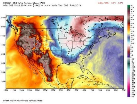The Point Everyone Is Missing About The Return Of The 'Polar Vortex'   Messenger for mother Earth   Scoop.it