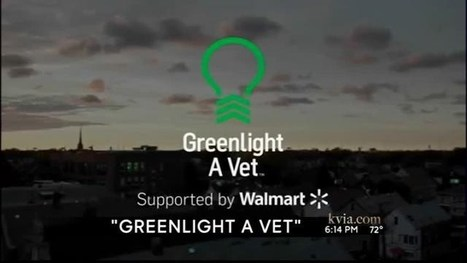 Greenlight A Vet campaign | alternative health | Scoop.it