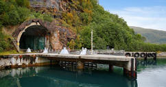Get your own secret submarine base in Norway for only $17.3 million - Tecca | The Navy Campaign Daily | Scoop.it