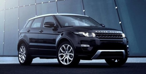 2013 Range Rover Launched In India | News | Scoop.it