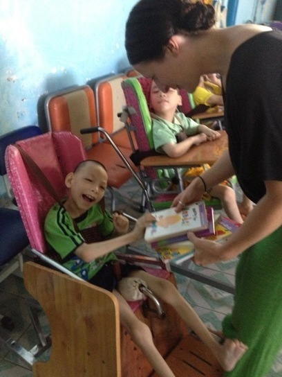 "Trista Volunteer Abroad in Ho Chin Minh | Volunteers Abroad Reviews and Feedbacks | ""#Volunteer Abroad Information: Volunteering, Airlines, Countries, Pictures, Cultures"" 