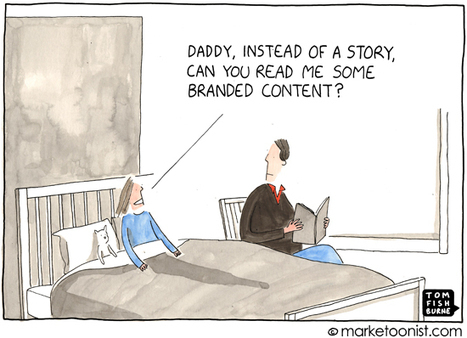Jargon, Branded Content, & Storytelling | Stories - an experience for your audience - | Scoop.it